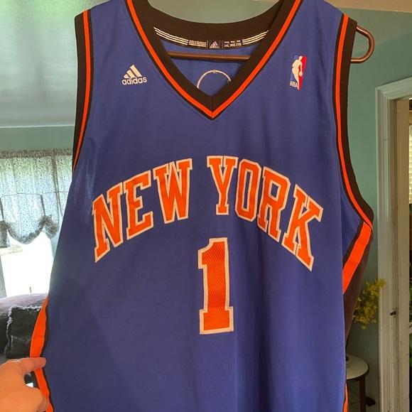 adidas Shirts   Mens Adidas Amare Stoudemire Knicks Jersey Xxl ...